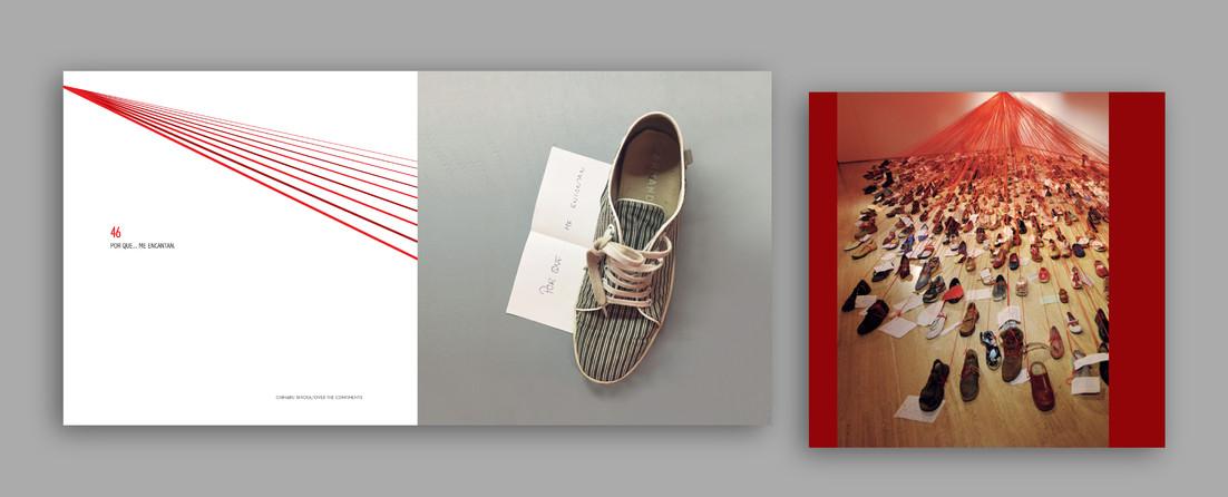 Libro Chiharu Shiota / Over the Continents