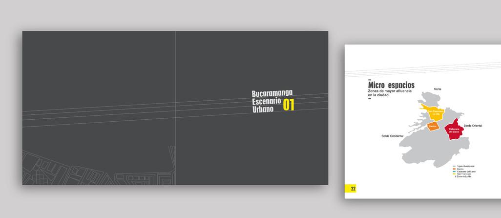 Libro Bucaramanga Escenario Urbano