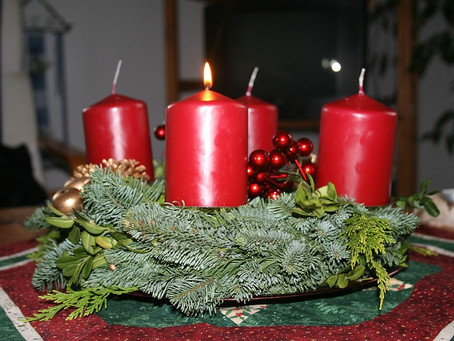 Sunday, November 29, First Sunday of Advent
