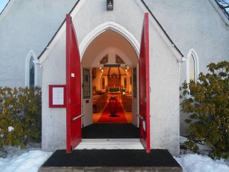 Sunday, June 6, Second Sunday After Pentecost