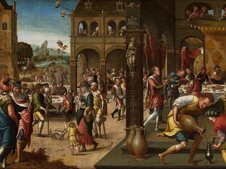 Sunday, October 11, the Nineteenth Sunday After Pentecost