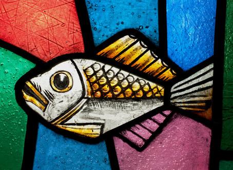 Sunday, July 26, the Eighth Sunday after Pentecost