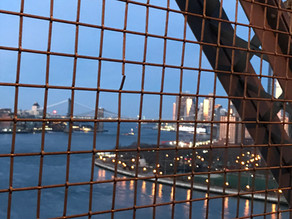 My Pre-Pandemic Pilgrimage to the Williamsburg Bridge