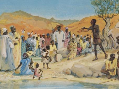 Sunday, December 6, Second Sunday of Advent