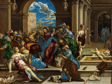 Sunday, March 7, Third Sunday in Lent