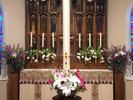 Sunday, April 4, Easter Day