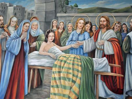 Sunday, June 27, Fifth Sunday After Pentecost