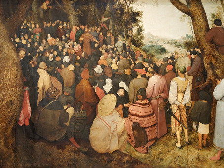 Sunday, December 13, Third Sunday of Advent