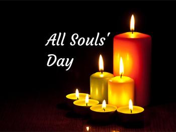 Monday, November 2, All Souls' Day