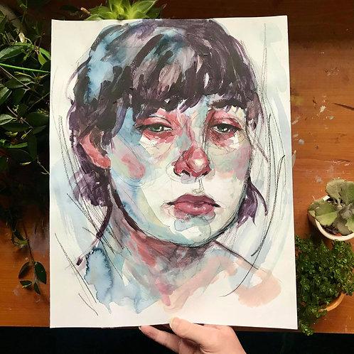 Blue (4), Original Artwork