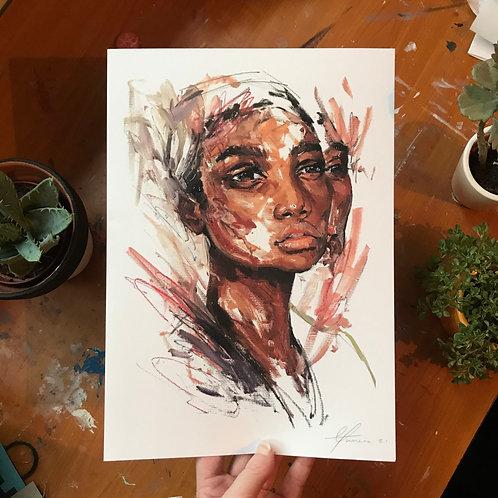 Tomorrow In The Wild, Art Print