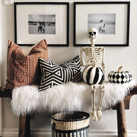 Grown Up Halloween Decor to Die For