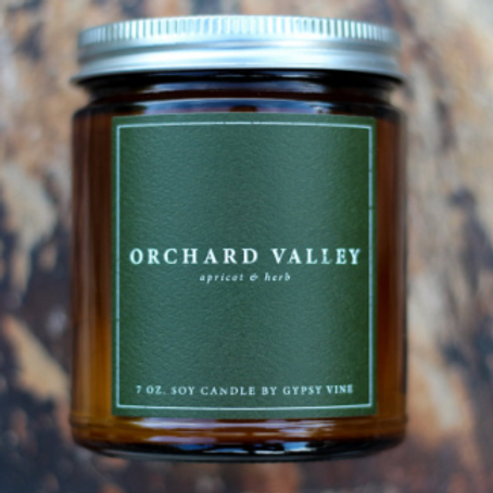 Orchard Valley Candle