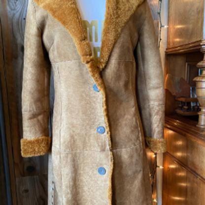 D&G Shearling Coat