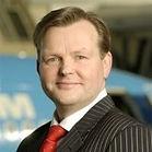 Welmer Blom, VP KLM