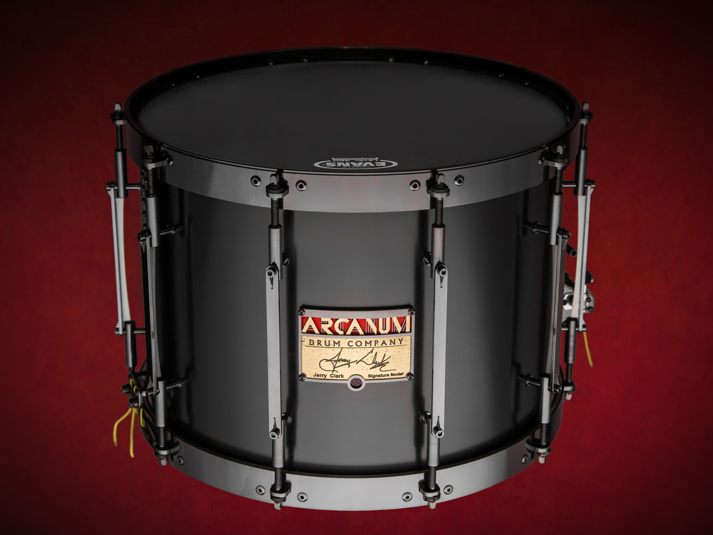 Jerry Clark Signature snare drum