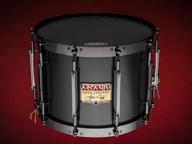 Именной барабан Jerry Clark