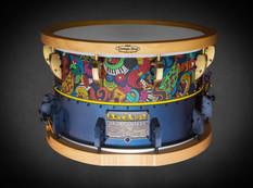 Именной барабан DRE  ENERGY