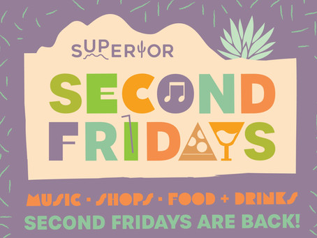 2nd Fridays in Superior