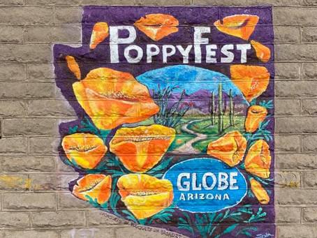 AZ Poppy Fest in Globe