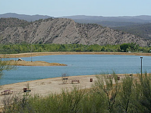 Kearny Lake