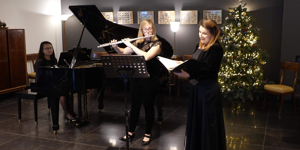 Kerstconcert in Residentie Hertog-Jan