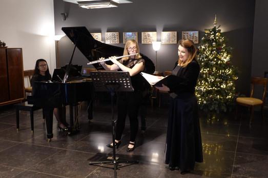 Kerstconcert met Hiu-Man Chan aan de piano