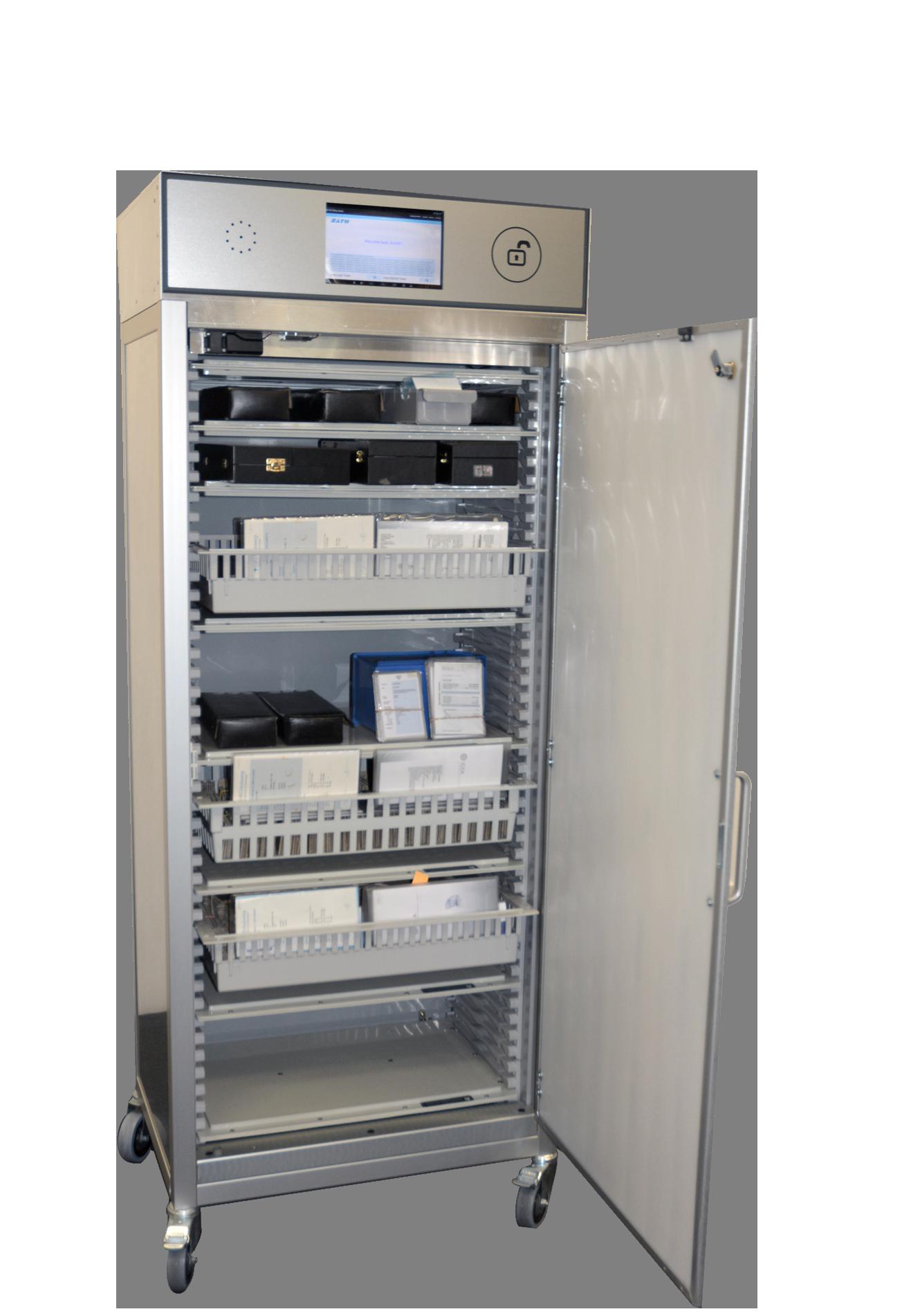 Cabileo-PJM RFID Smart Cabinet (PSC6040) Door Open