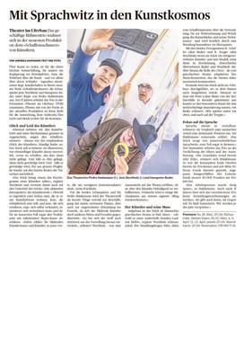 Ausgabe 'Solothurner Zeitung', 26.03.201