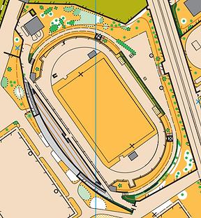 Stade athlétisme Sauvay