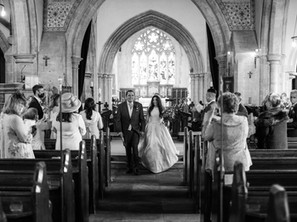 Sophie & Louis - A beautiful Church Wedding in May 2021