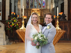 Mr & Mrs Maylen - Planning a Wedding during 'Covid'