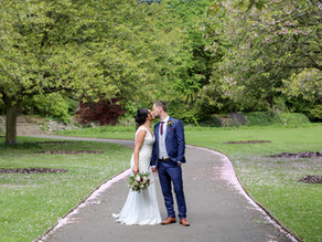 Mr & Mrs Bourne - A Holy Rood Church & Newbury Racecourse Wedding
