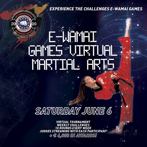 Virtual Tournament Ticket