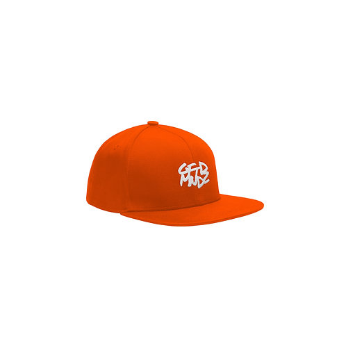 GFTDMNDZ OG SNAPBACK HAT (Orange)
