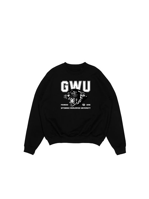 GWU Crewneck (Black)