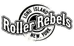 Long Island Roller Rebels Logo