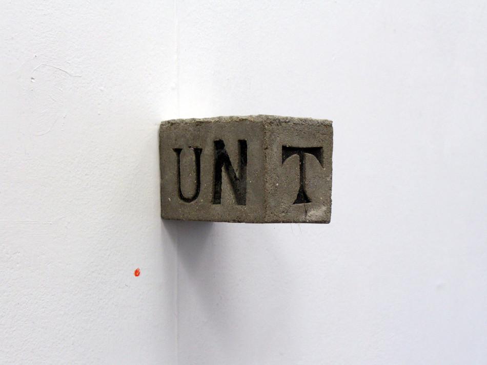 Wall - UNT