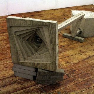 Concrete soundsystem