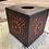 Thumbnail: Couvre boîte à Kleenex carré
