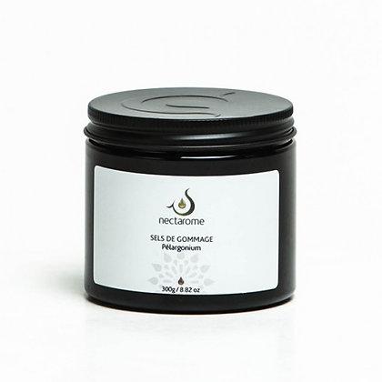 Sels De Gommage Tonifiants Au Pélargonium - 300g