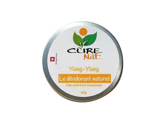 Déodorant naturel Ylang Ylang