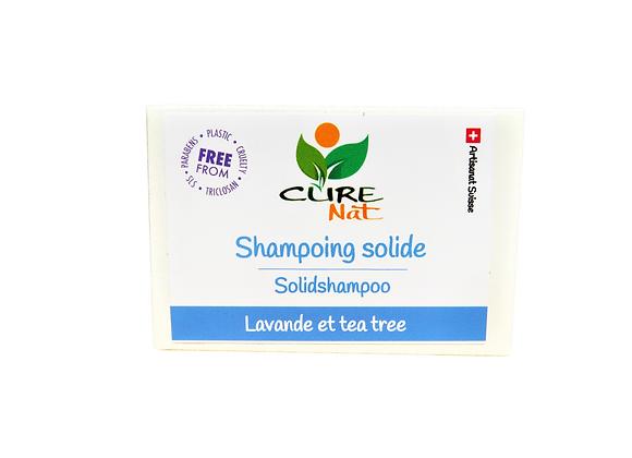 Shampoing solide Lavande et Tea Tree
