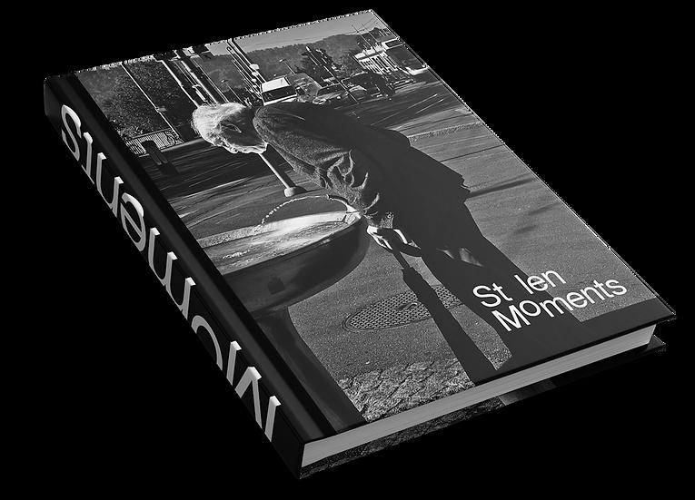 Stolen Moments Buch