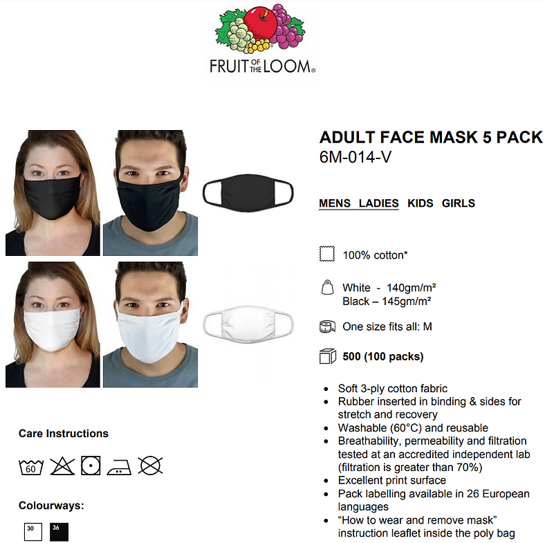 FOTL Mondmasker zwart - wit.PNG