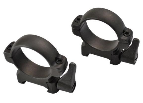 Hawke Steel Rings - Weaver