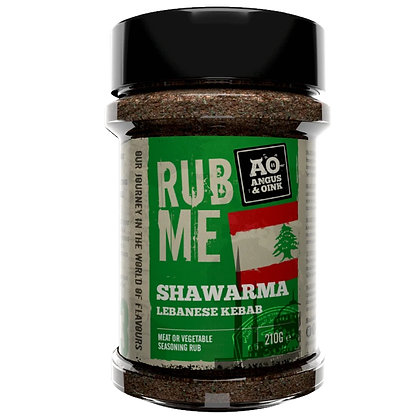 Angus & Oink Shawarma Rub