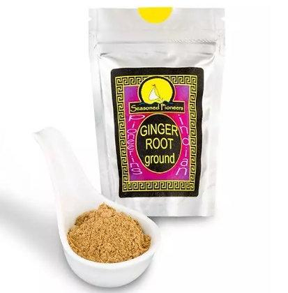 Ginger Root - Ground