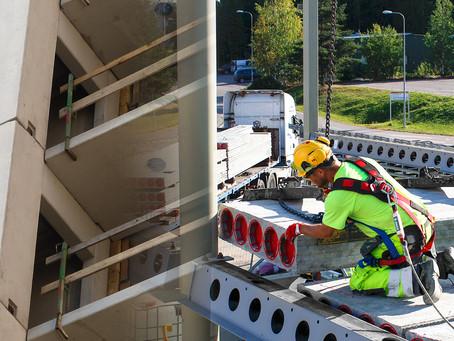 Kestävä kehitys betonirakentamisessa – tarua vai totta?