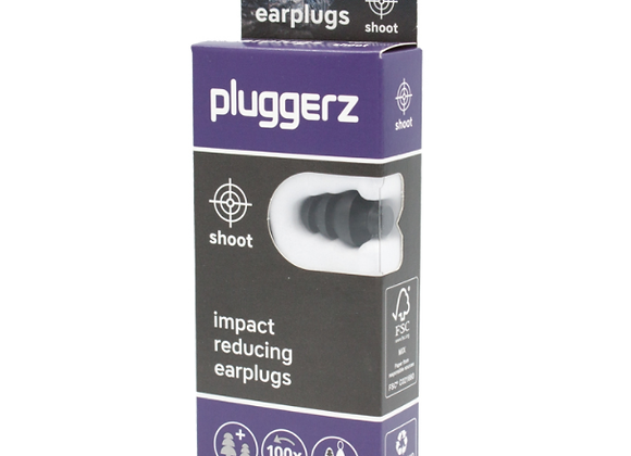 Pluggerz Impact Reducing Ear Plugs